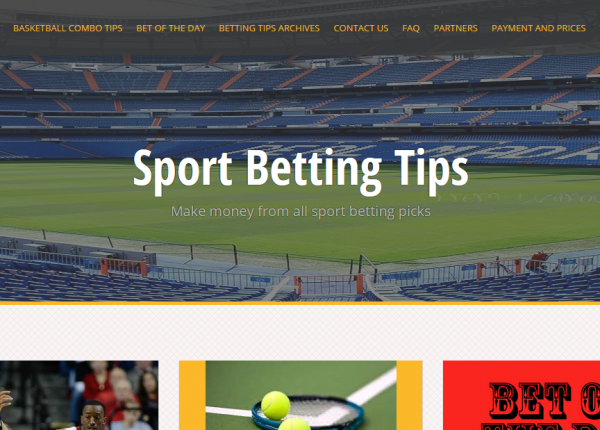 best betting tips website