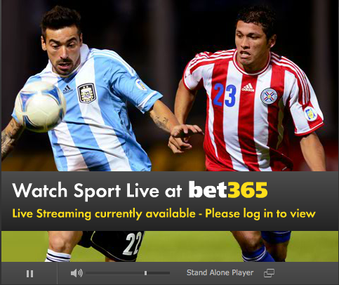 Argentina vs. Chile(LIVE STREAM)