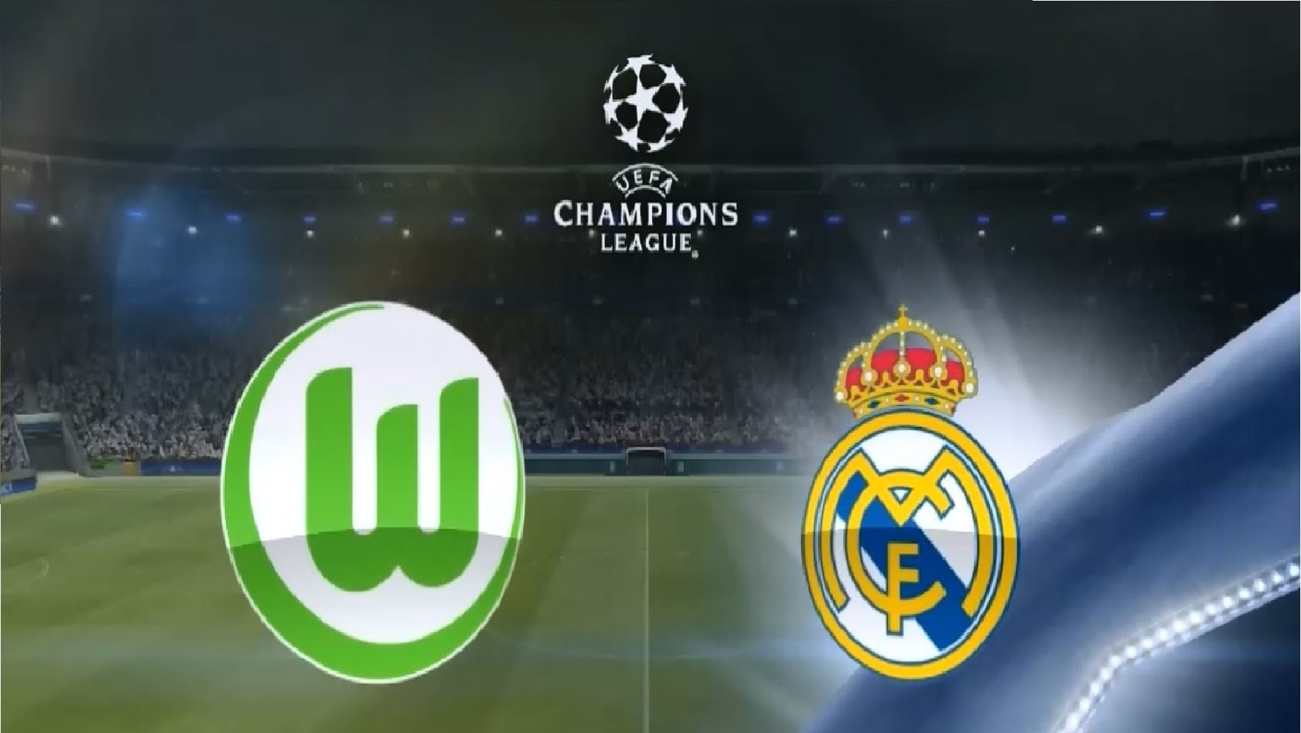 real madrid wolfsburg live stream free