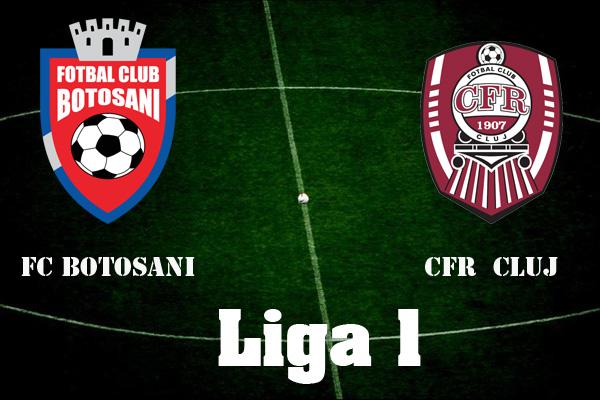 CFR Cluj, victorie categorică împotriva Botoșaniului ...  |Cfr Cluj-botoşani
