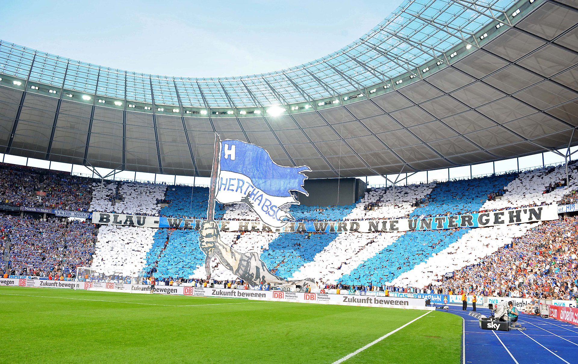 live stream hertha