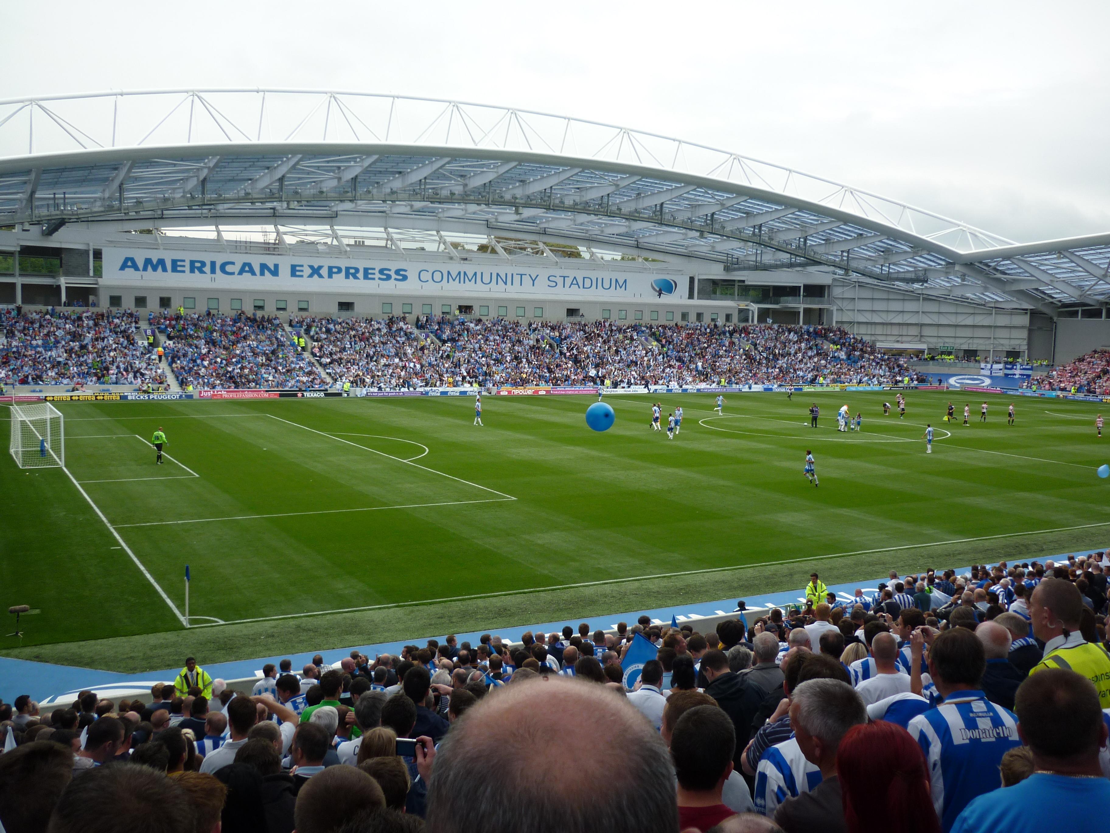 Brighton & Hove Albion - Football - BBC Sport