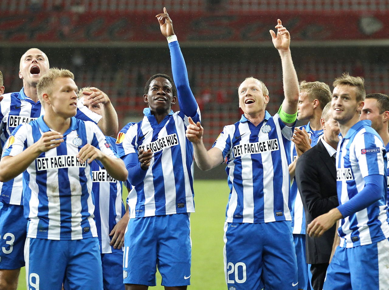 live football match escorts in esbjerg