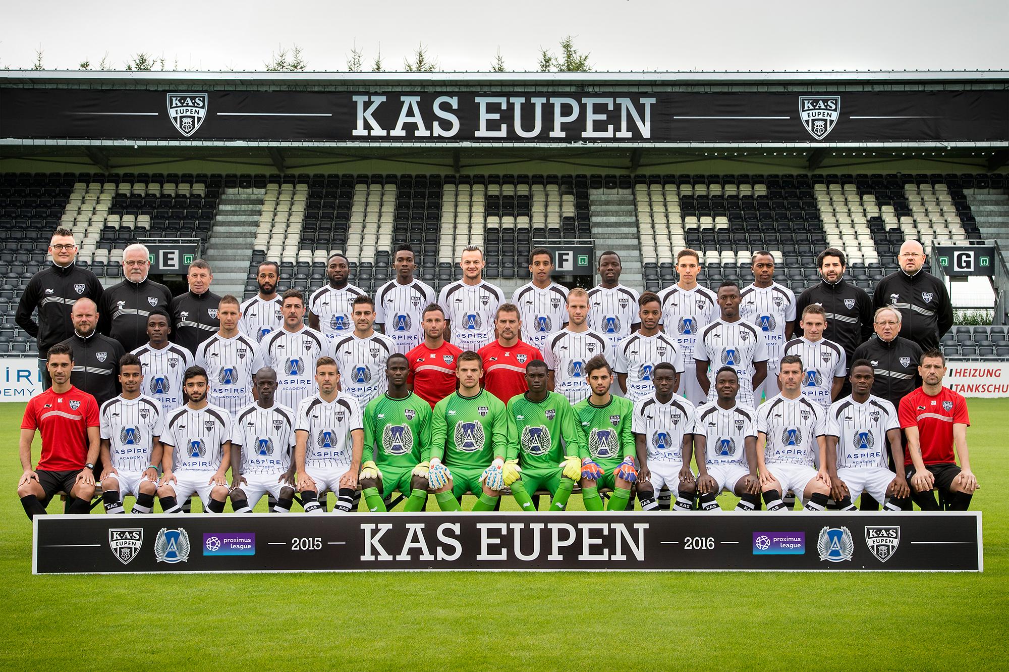 Eupen  Club Brugge Photo: Eupen (LIVE STREAM