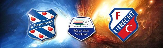 Heerenveen Vs Utrecht