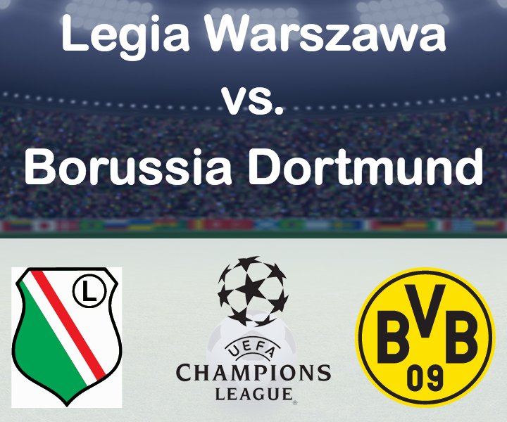 Legia-Dortmund