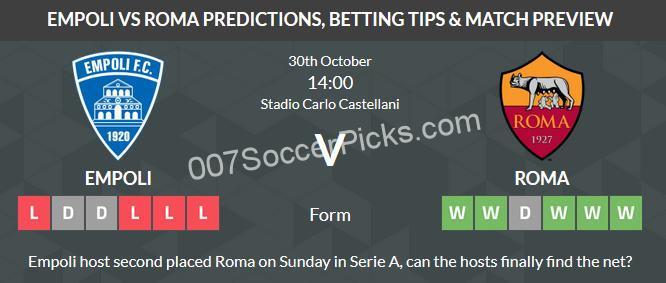 Empoli-Roma-prediction-tips-preview