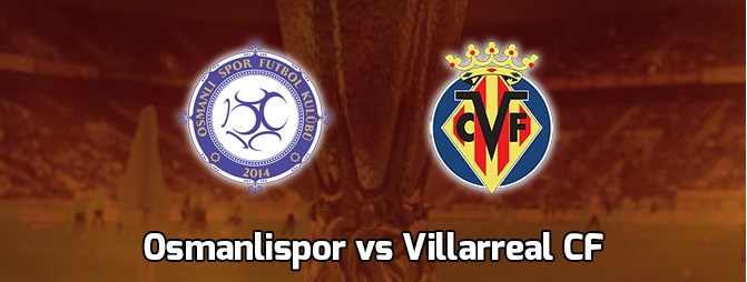 Osmanlispor-vs.-Villarreal