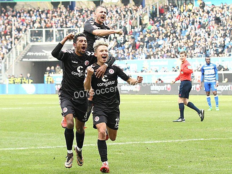 how to watch st pauli games online
