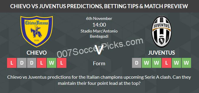 Chievo-Juventus-prediction-tips-preview