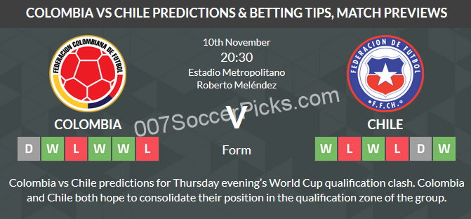 Colombia-Chile-prediction-tips-preview