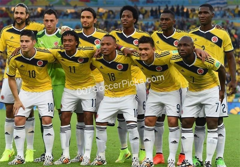 Colombia live