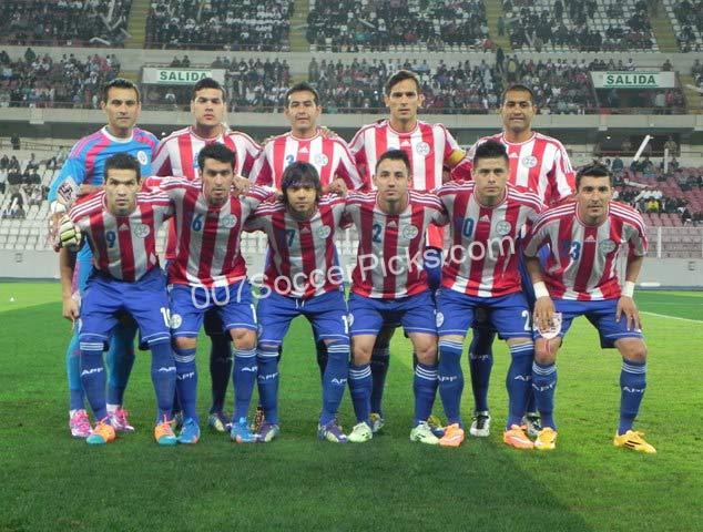 Paraguay live