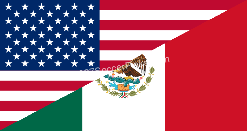 USA v Mexico Head to Head