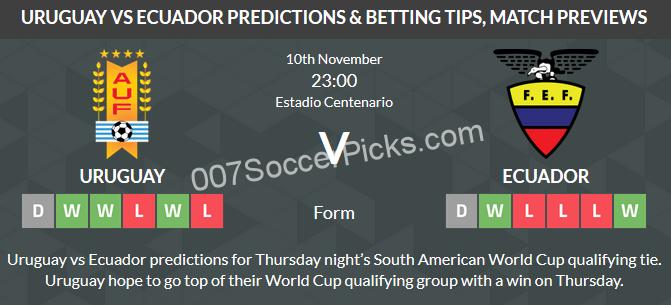 Uruguay-Ecuador-prediction-tips-preview