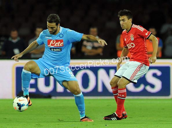 Benfica-Napoli-prediction