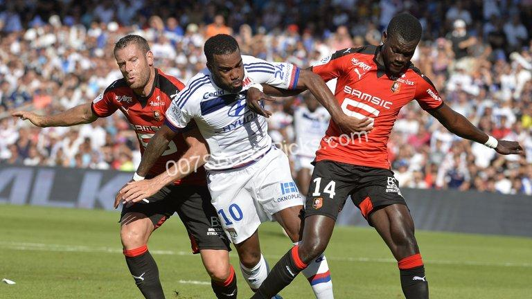 Lyon-Rennes-prediction