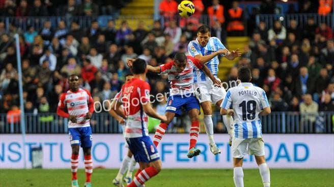Malaga-Granada-CF-prediction