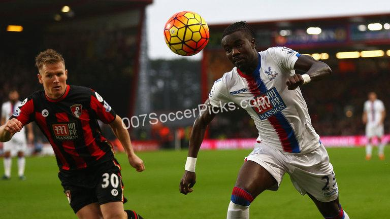 Bournemouth-Crystal-Palace