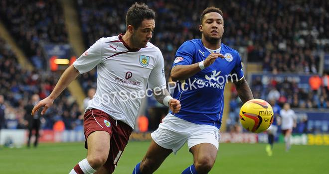 Burnley-Leicester