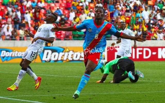 D.R.-Congo-Ghana