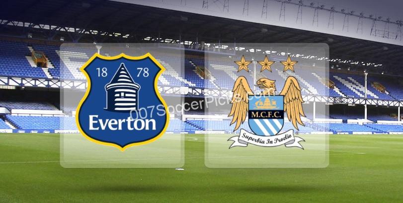 Everton-Manchester-City