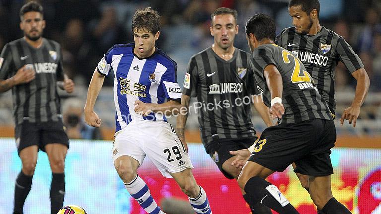 Malaga-Real-Sociedad