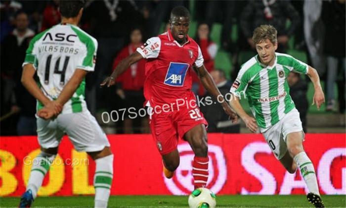 Bragas soccer bet prediction