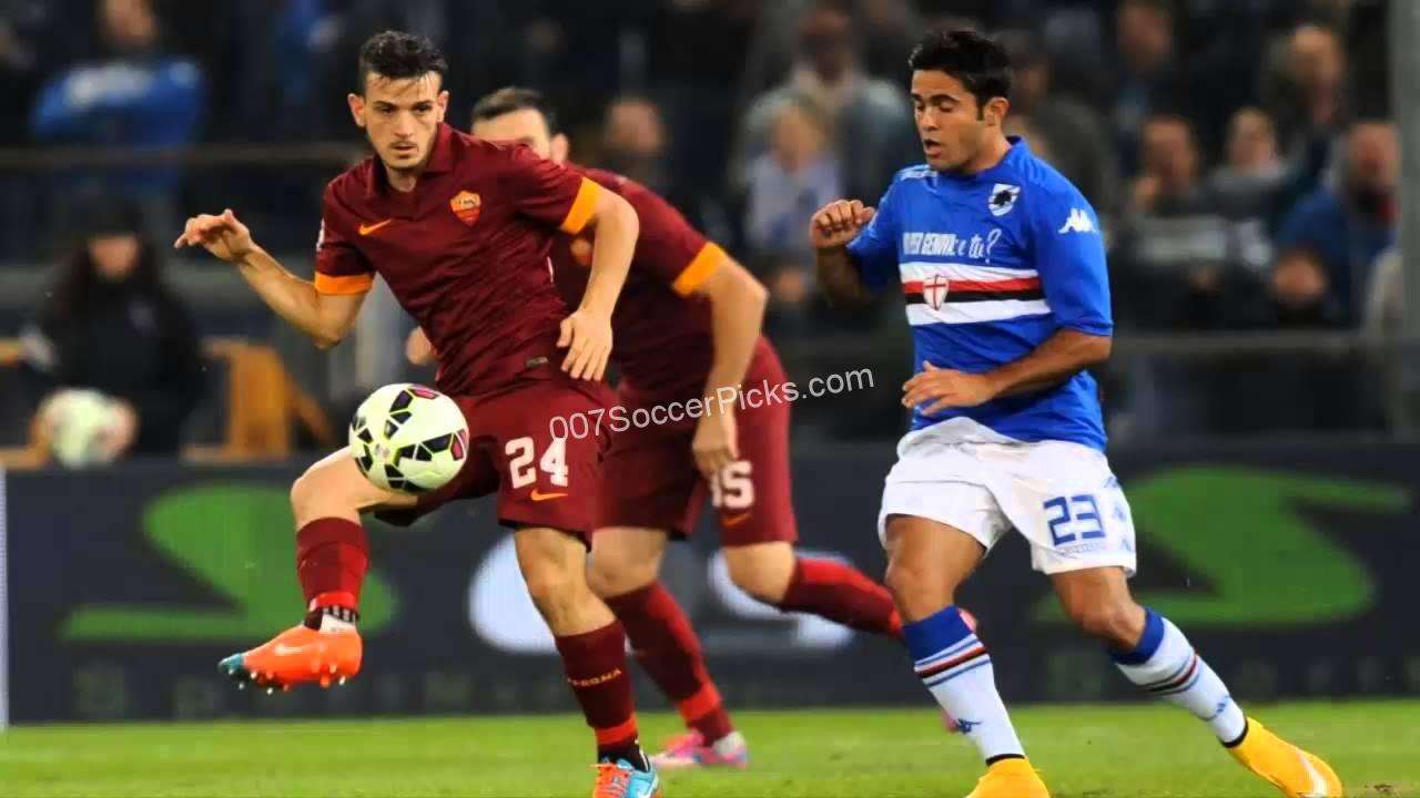 Sampdoria-AS-Roma