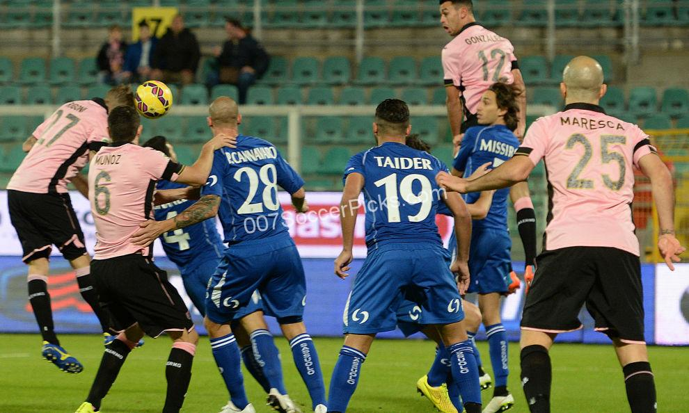 Sassuolo-Palermo