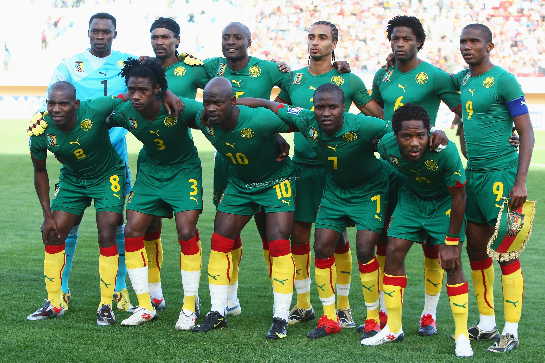 Senegal-Cameroon