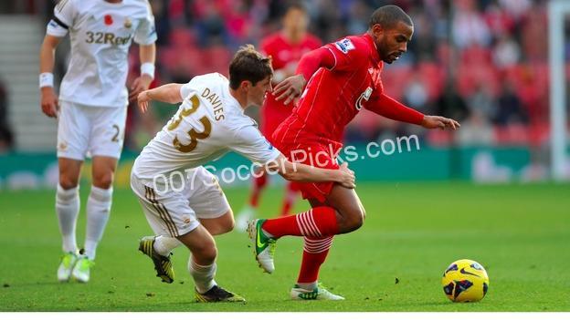 Swansea-Southampton
