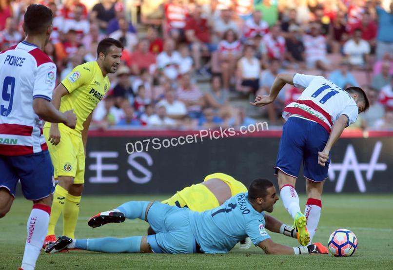 Villarreal-Granada-CF