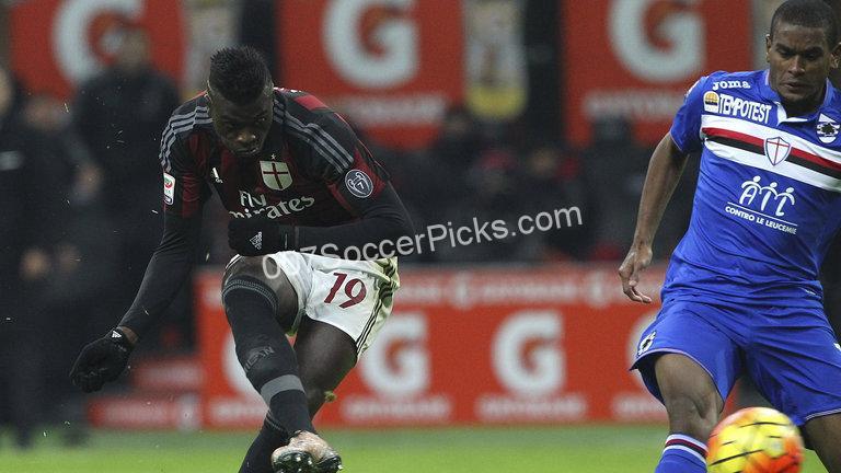 AC-Milan-Sampdoria