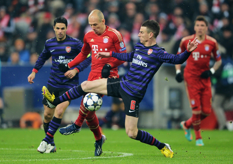Bayern-Munich-Arsenal