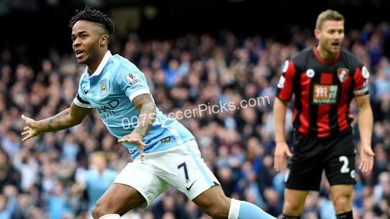 Bournemouth-Manchester-City