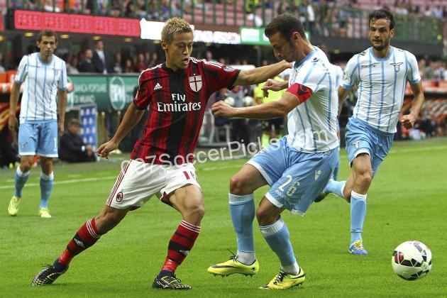 Lazio-AC-Milan