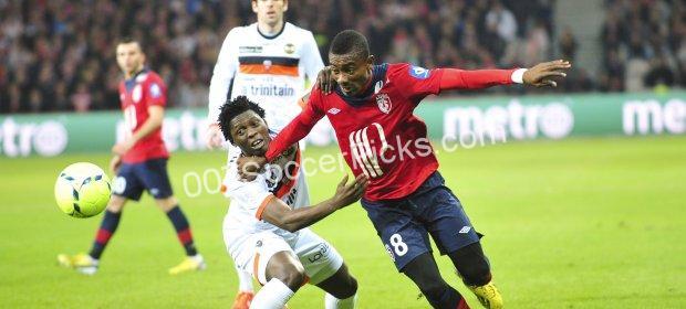 Lille-Lorient