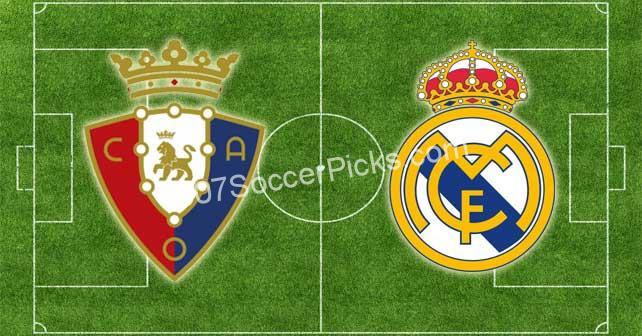 Osasuna-Real-Madrid