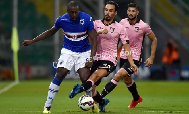 Palermo-Sampdoria