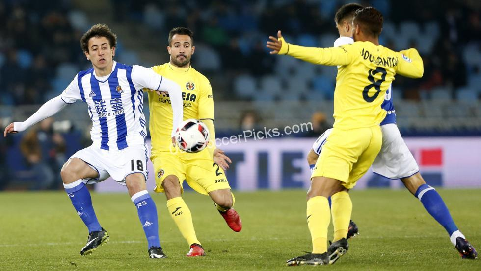 Real-Sociedad-Villarreal
