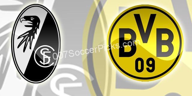 SC-Freiburg-vs-Dortmund