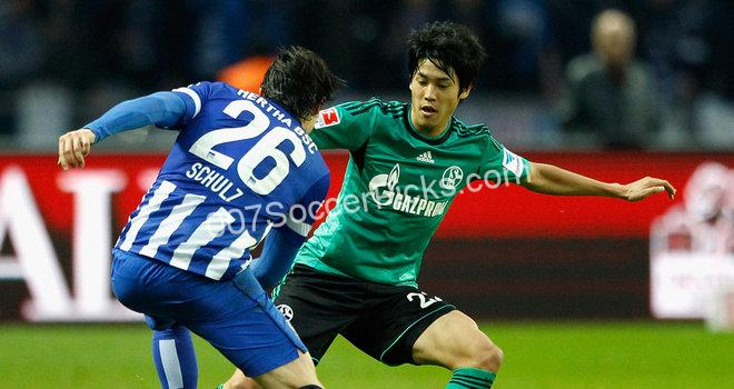 Schalke-Hertha-Berlin
