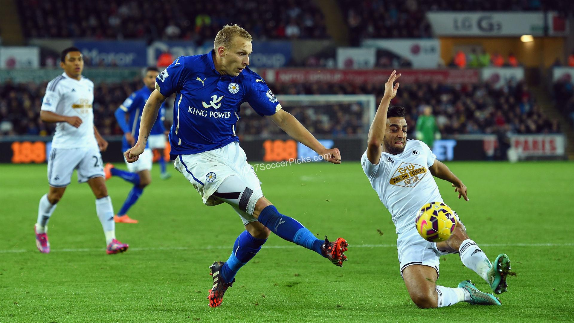 Swansea-Leicester