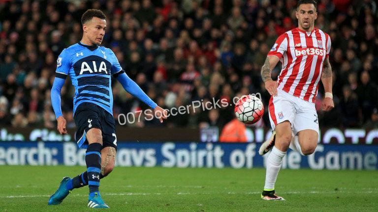 Tottenham-Stoke