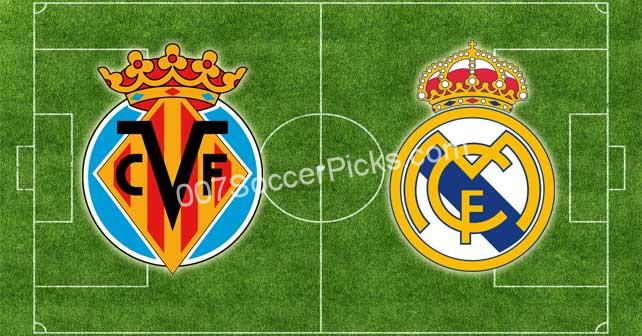 Villarreal-Real-Madrid