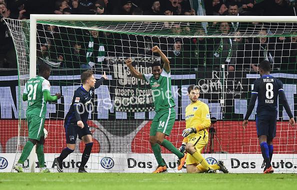 Werder-Bremen-B.-Monchengladbach