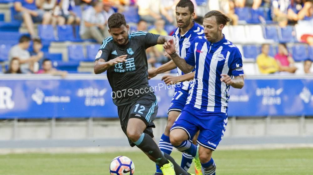 Alaves-Real-Sociedad