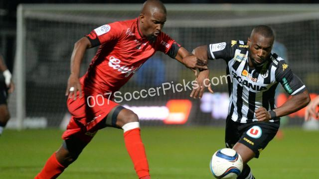 Angers-Guingamp