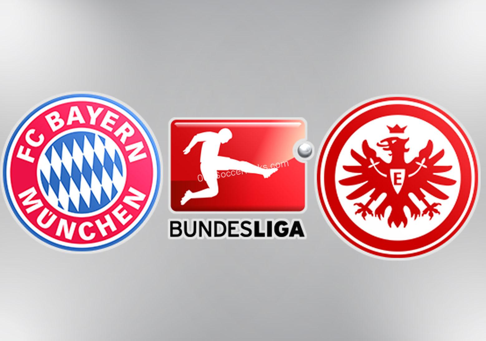 Bayern Munich - Eintracht Frankfurt Prediction & Preview ...